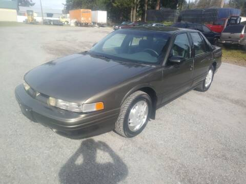 1997 Oldsmobile Cutlass Supreme for sale at FLAGGS AUTO SOURCE in Mckenna WA