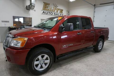 2014 Nissan Titan for sale at Elite Auto Sales in Idaho Falls ID