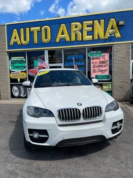 2011 BMW X6 for sale at Auto Arena in Fairfield OH