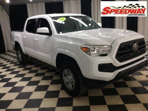 2018 Toyota Tacoma for sale at SPEEDWAY AUTO MALL INC in Machesney Park IL