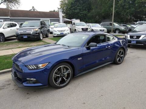 2016 Ford Mustang for sale at CPM Motors Inc in Elgin IL
