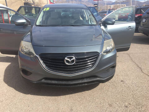 2013 Mazda CX-9 for sale at Auto Depot in Albuquerque NM