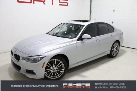2017 BMW 3 Series for sale at Fishers Imports in Fishers IN