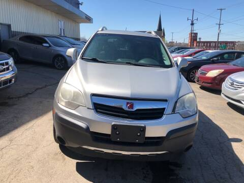 2008 Saturn Vue for sale at Six Brothers Auto Sales in Youngstown OH