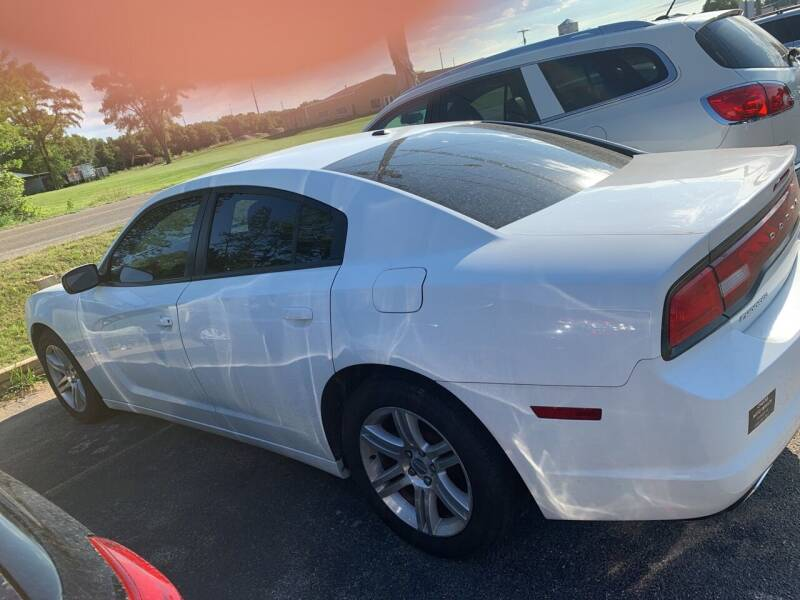 2011 Dodge Charger for sale at CHUCKS AUTO SERVICE LLC in Sturgis MI