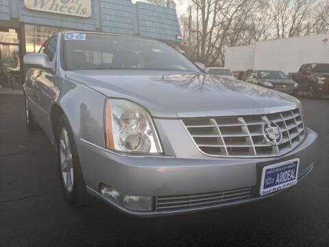 2006 Cadillac DTS for sale at GREAT DEALS ON WHEELS in Michigan City IN