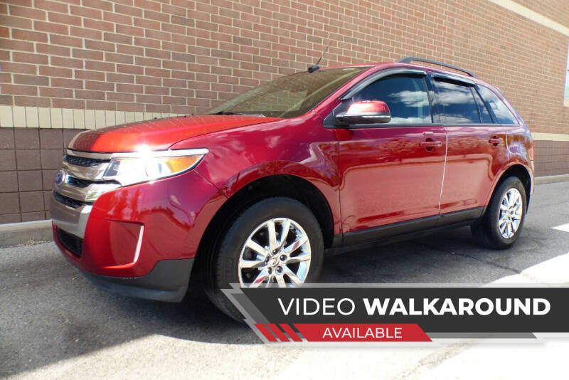 2014 Ford Edge for sale at Macomb Automotive Group in New Haven MI
