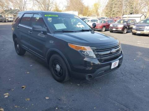 2013 Ford Explorer for sale at Stach Auto in Edgerton WI