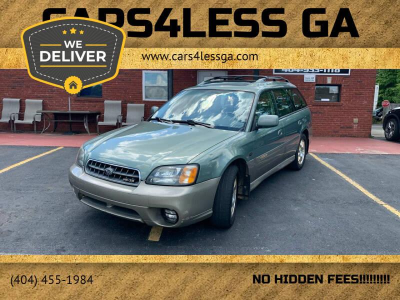 2003 Subaru Outback for sale in Alpharetta, GA