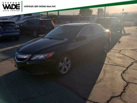2014 Acura ILX for sale at Stephen Wade Pre-Owned Supercenter in Saint George UT