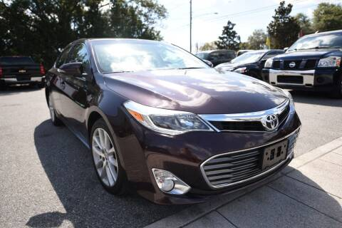 2013 Toyota Avalon for sale at Grant Car Concepts in Orlando FL