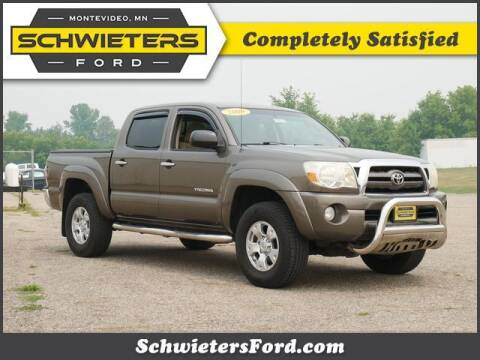 2009 Toyota Tacoma for sale at Schwieters Ford of Montevideo in Montevideo MN