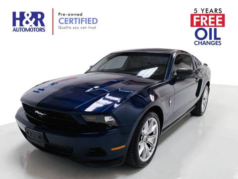 2011 Ford Mustang for sale at H&R Auto Motors in San Antonio TX