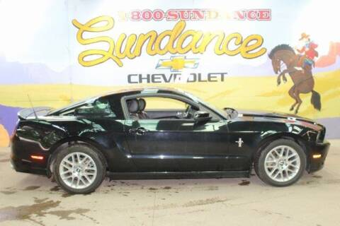 2014 Ford Mustang for sale at Sundance Chevrolet in Grand Ledge MI