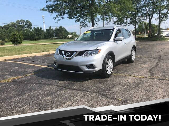 2014 Nissan Rogue for sale at Stryker Auto Sales in South Elgin IL