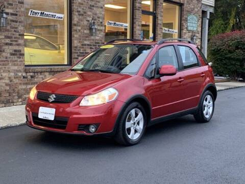2012 Suzuki SX4 Crossover for sale at The King of Credit in Clifton Park NY