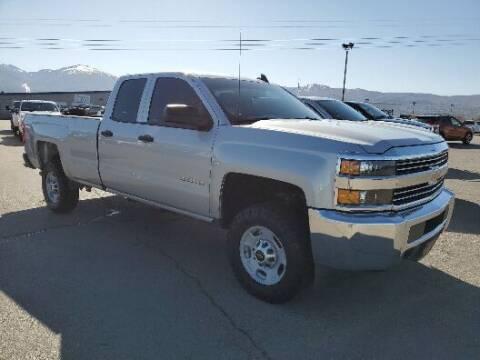 2018 Chevrolet Silverado 2500HD for sale at Shamrock Group LLC #1 in Pleasant Grove UT