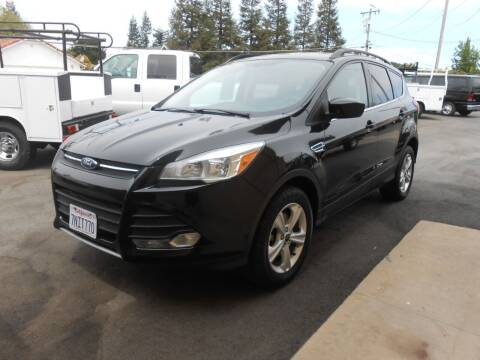 2016 Ford Escape for sale at Armstrong Truck Center in Oakdale CA