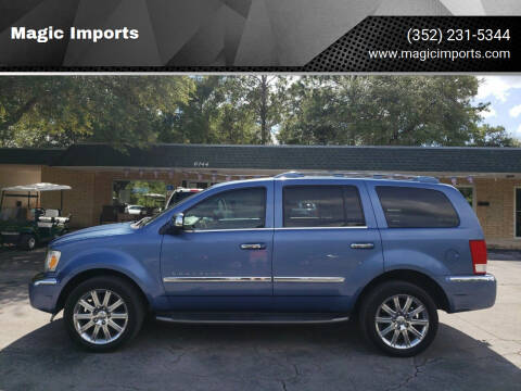 2007 Chrysler Aspen for sale at Magic Imports in Melrose FL