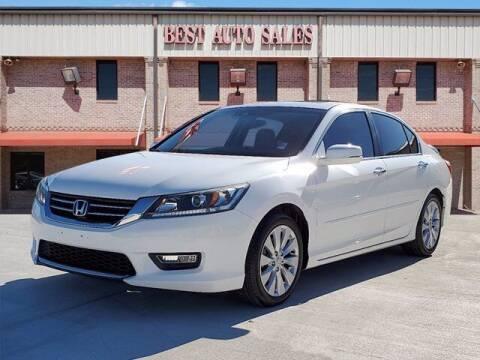 2013 Honda Accord for sale at Best Auto Sales LLC in Auburn AL