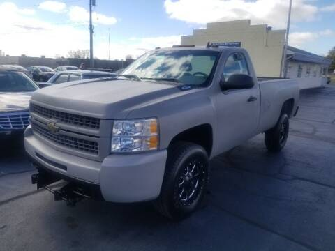 2009 Chevrolet Silverado 2500HD for sale at Larry Schaaf Auto Sales in Saint Marys OH