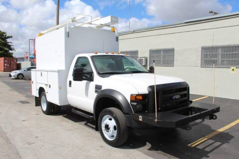 2010 Ford F-550 Super Duty for sale at Truck and Van Outlet - All Inventory in Hollywood FL