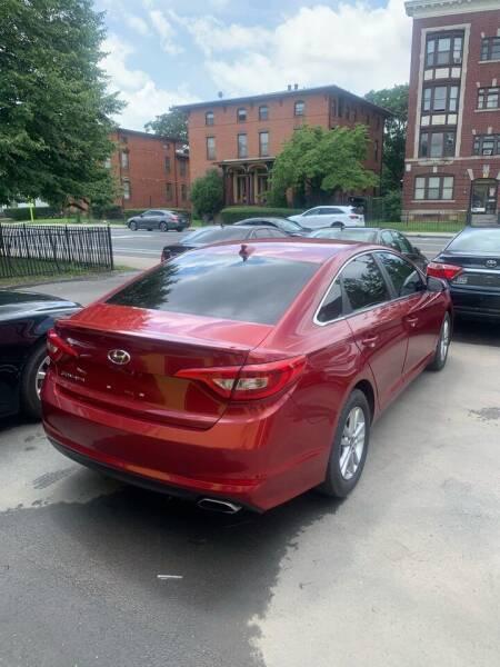 2015 Hyundai Sonata for sale at Hartford Auto Center in Hartford CT
