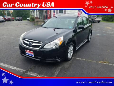 2010 Subaru Legacy for sale at Car Country USA in Augusta NJ
