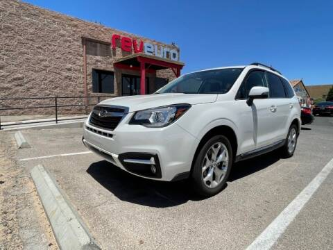 2018 Subaru Forester for sale at REVEURO in Las Vegas NV