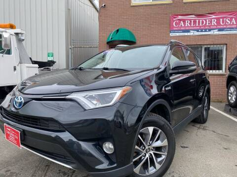 2016 Toyota RAV4 Hybrid for sale at Carlider USA in Everett MA