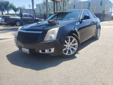 2009 Cadillac CTS for sale at GENERATION 1 MOTORSPORTS #1 in Los Angeles CA