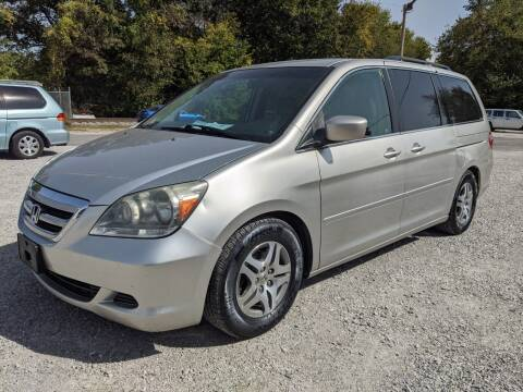2007 Honda Odyssey for sale at AUTO PROS SALES AND SERVICE in Belleville IL