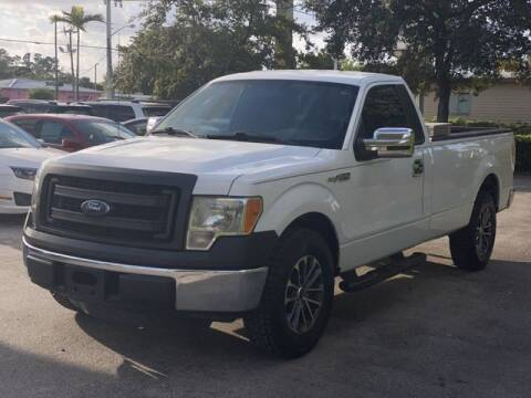 2014 Ford F-150 for sale at BC Motors in West Palm Beach FL