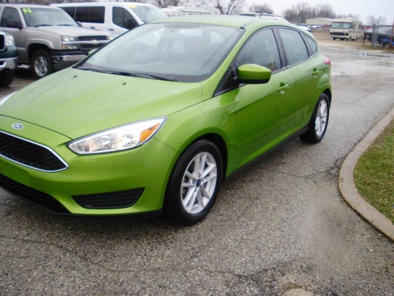 2018 Ford Focus for sale at HIGHWAY 42 CARS BOATS & MORE in Kaiser MO