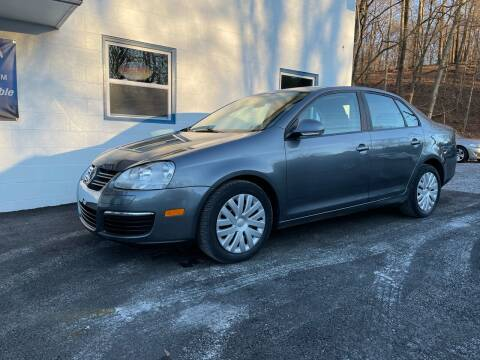 2008 Volkswagen Jetta for sale at METRO AMERICA AUTO SALES of Manheim in Manheim PA