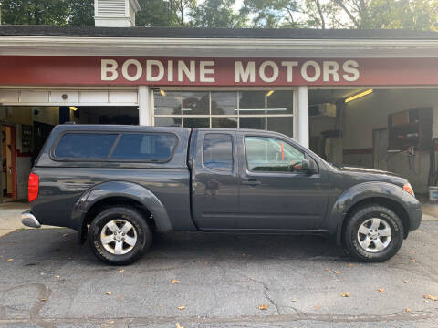 2012 Nissan Frontier for sale at BODINE MOTORS in Waverly NY