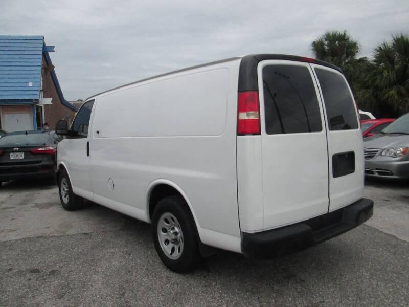 2010 Chevrolet Express Cargo 1500 3dr Cargo Van - Orlando FL