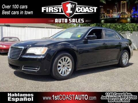 2014 Chrysler 300 for sale at 1st Coast Auto -Cassat Avenue in Jacksonville FL