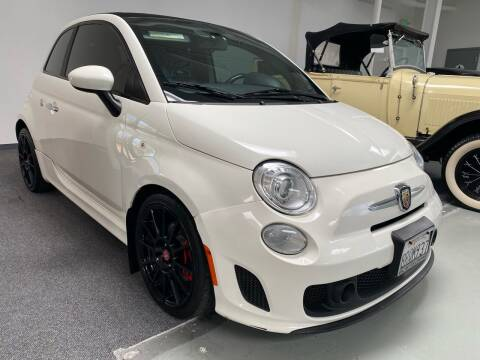 2013 FIAT 500c for sale at Mag Motor Company in Walnut Creek CA