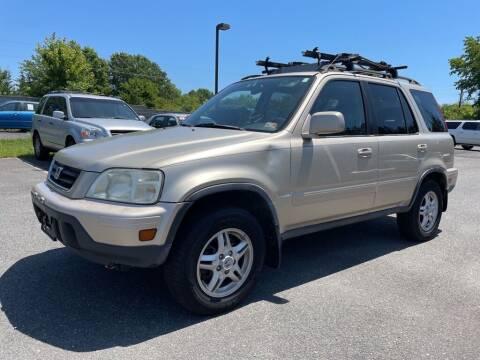 2000 Honda CR-V for sale at Auto Land Inc - Autoland of Thornburg in Spotsylvania VA