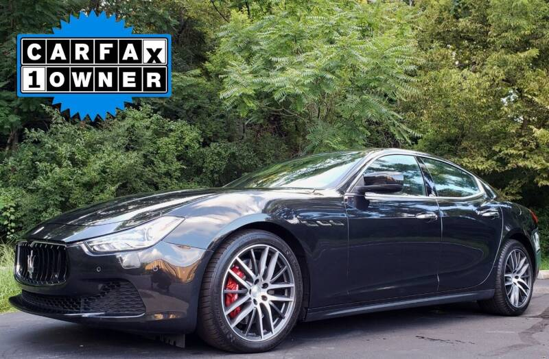 2014 Maserati Ghibli for sale at The Motor Collection in Columbus OH