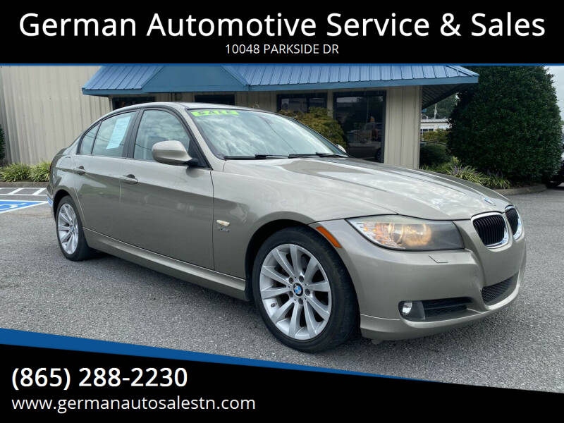 2011 BMW 3 Series for sale at German Automotive Service & Sales in Knoxville TN