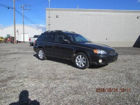 2007 Subaru Outback for sale at Auto Acres in Billings MT