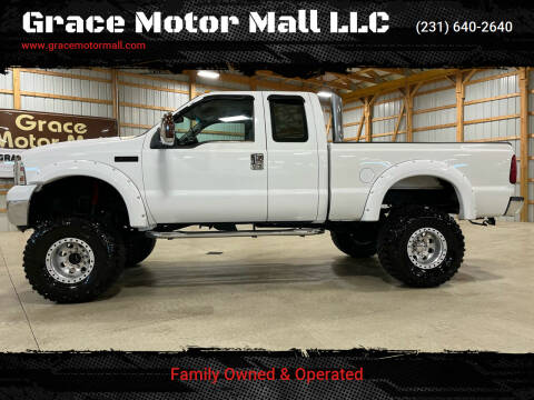 2001 Ford F-250 Super Duty for sale at Grace Motor Mall LLC in Traverse City MI