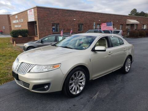 2010 Lincoln MKS for sale at ARA Auto Sales in Winston-Salem NC