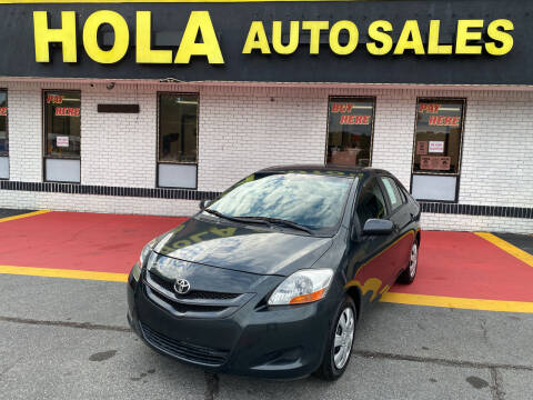 2007 Toyota Yaris for sale at HOLA AUTO SALES CHAMBLEE- BUY HERE PAY HERE - in Atlanta GA