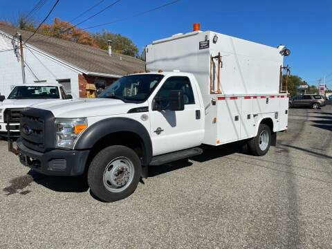 2012 Ford F-550 for sale at J.W.P. Sales in Worcester MA