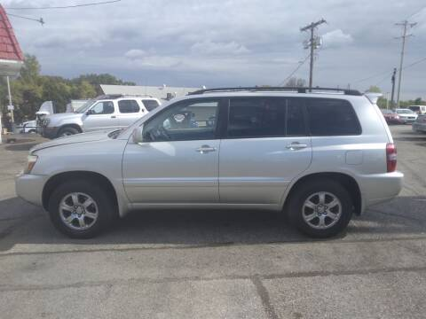 2007 Toyota Highlander for sale at Savior Auto in Independence MO