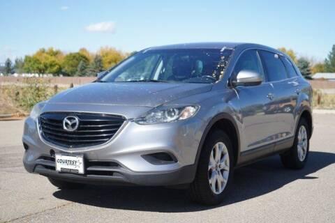 2013 Mazda CX-9 for sale at COURTESY MAZDA in Longmont CO