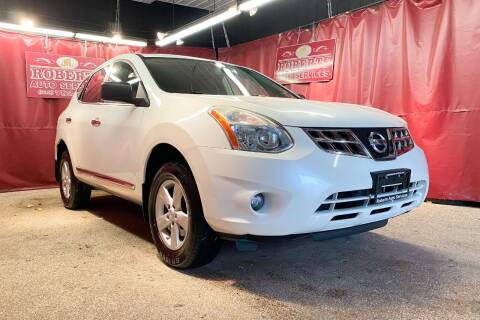 2012 Nissan Rogue for sale at Roberts Auto Services in Latham NY